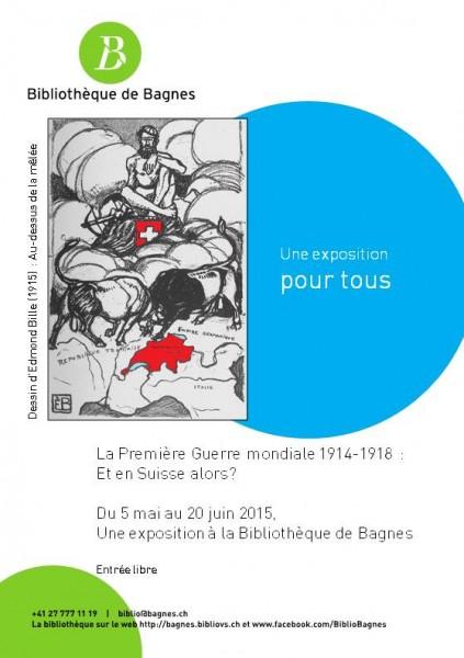 Bibliothèque de Bagnes