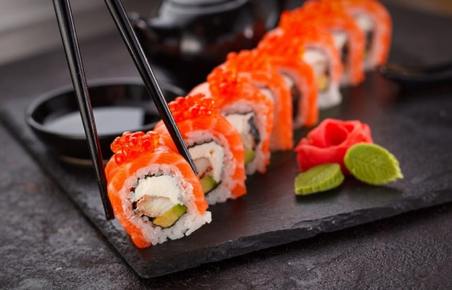 Image 16461 - https://www.matchingfoodandwine.com/news/pairings/eight-great-drink-pairings-for-sushi/