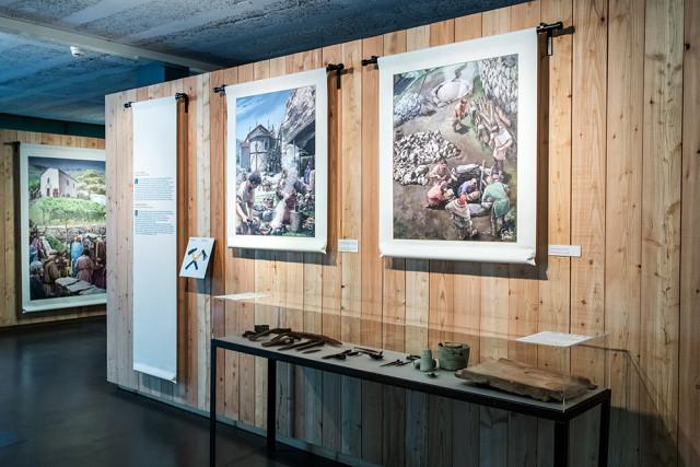 Musées cantonaux, Sion; Olivier Maire