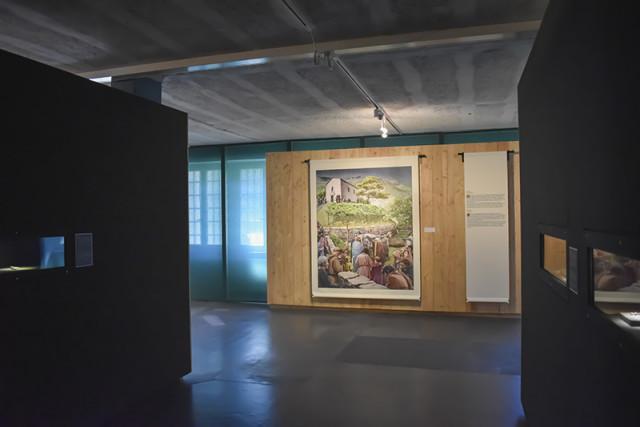 Musées cantonaux, Sion; L. Morel