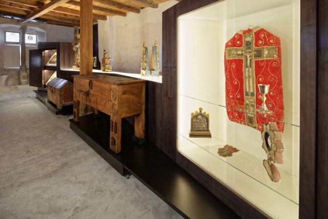 Musées cantonaux, Sion; Martinez&Dubuis
