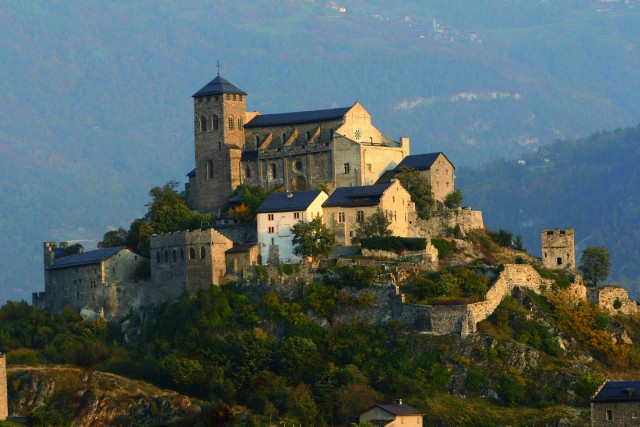 Musées cantonaux, Sion; B.Aymon