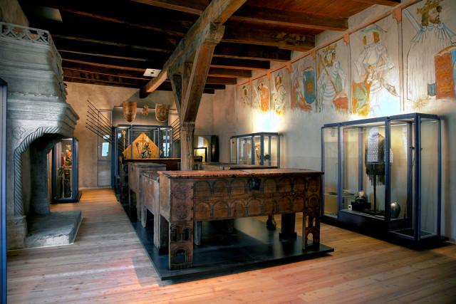 Musées cantonaux, Sion;