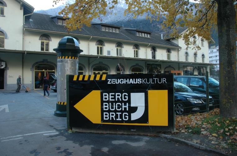 Foto Zeughaus Kultur BergBuchBrig