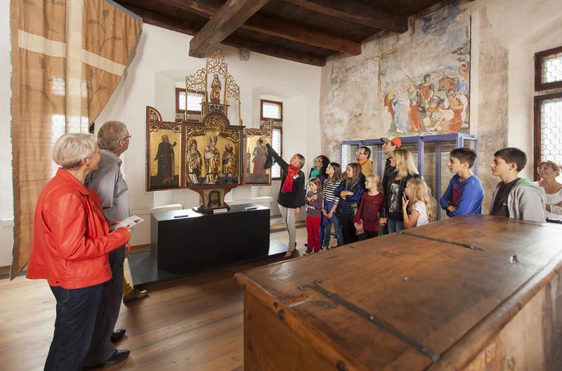 Musées cantonaux du Valais, Sion; Denis Emery, photo-genic.ch