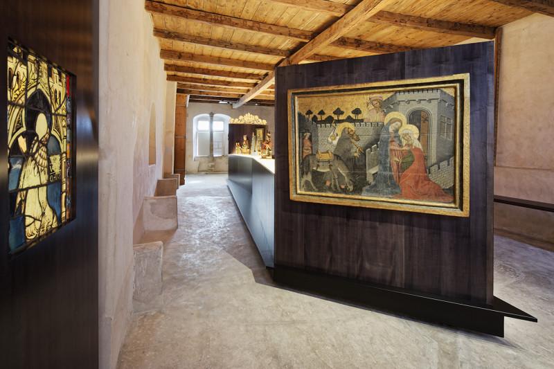 Musées cantonaux, Sion; M. Martinez